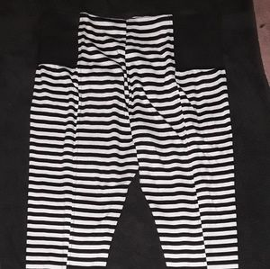 e05663285769 Women Beetlejuice Striped Pants on Poshmark